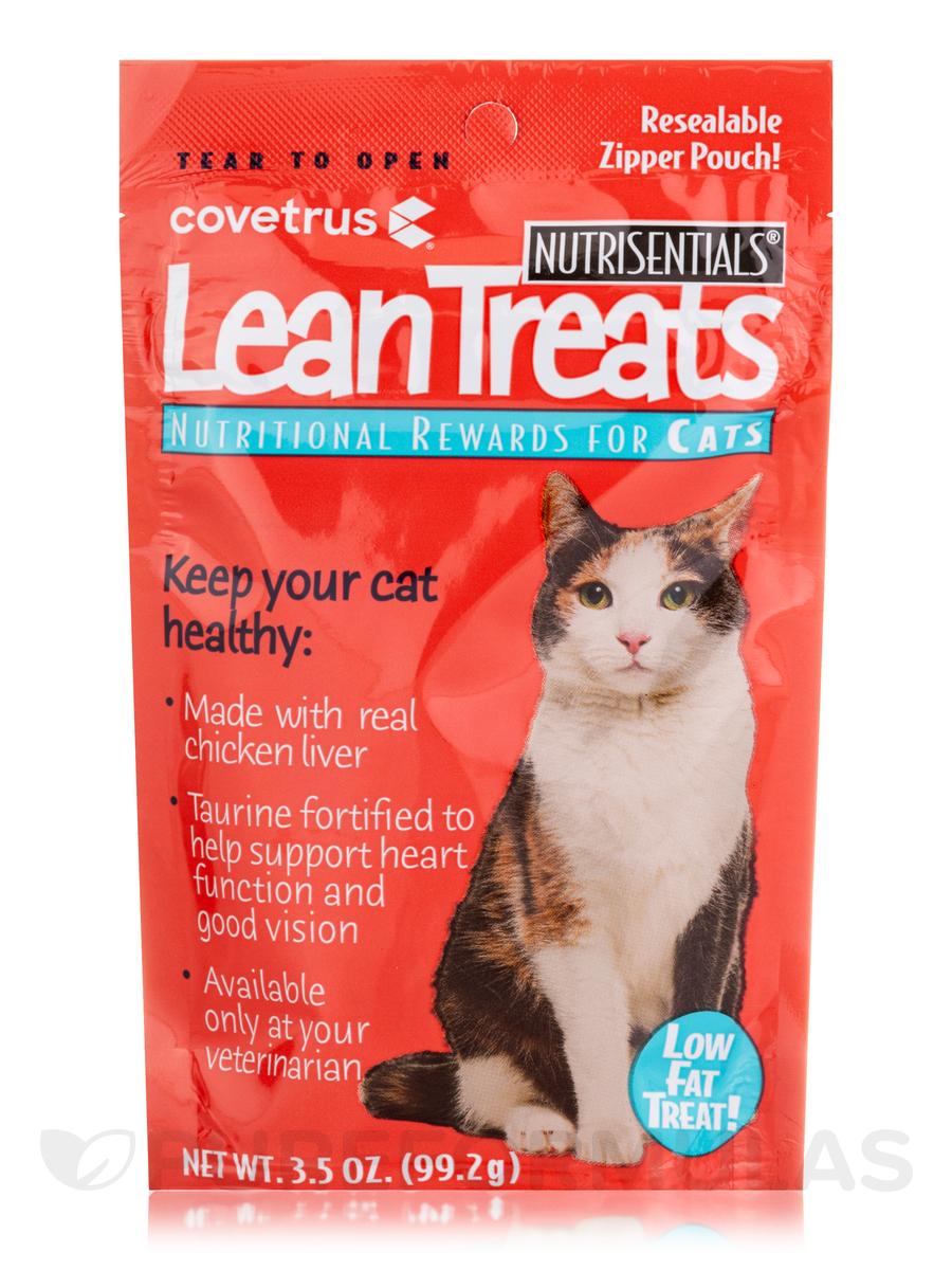 Nutrisentials® Lean Treats for Cats - 3.5 oz (99.2 Grams)