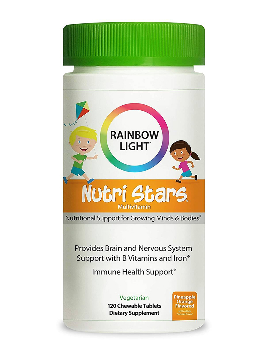 Nutri Stars® Delicious Fruit Blast - 120 Chewable Tablets