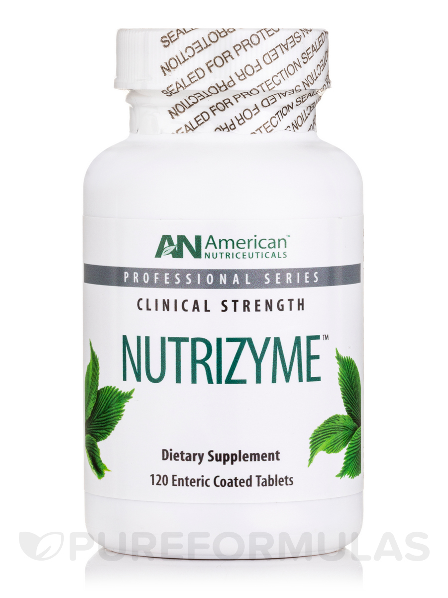 Nutrizyme™ - 120 Enteric Coated Tablets