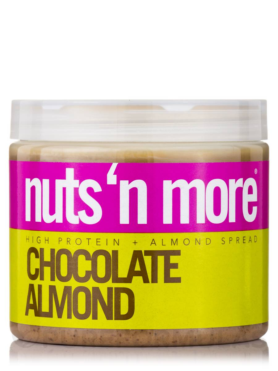 Nuts 'N More Chocolate Almond Butter - 16 oz (454 Grams)