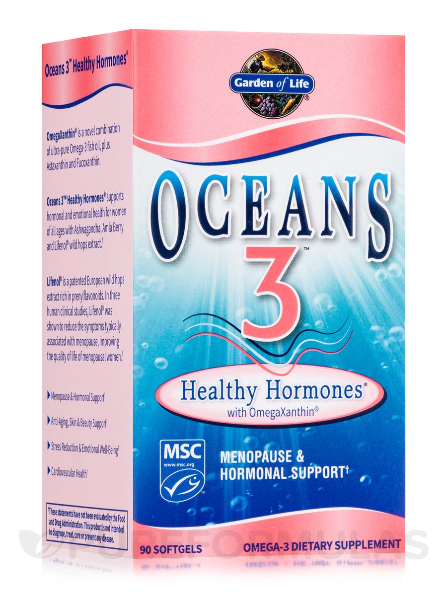 Oceans 3™ - Healthy Hormones™ - 90 Softgels