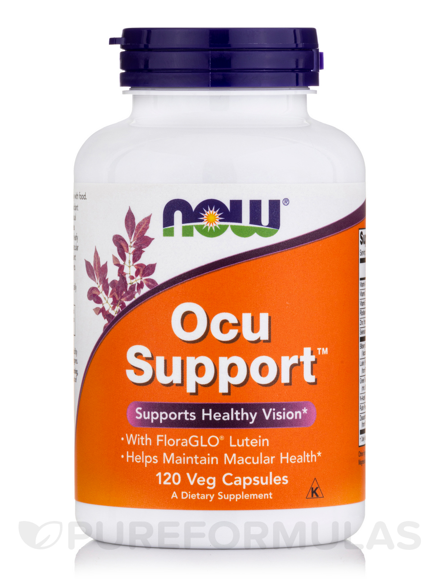 Ocu Support - 120 Veg Capsules