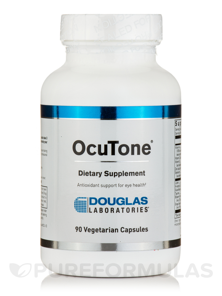 OcuTone - 90 Vegetarian Capsules