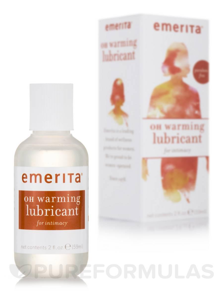 OH Warming Lubricant Paraben-Free - 2 fl. oz (59 ml)