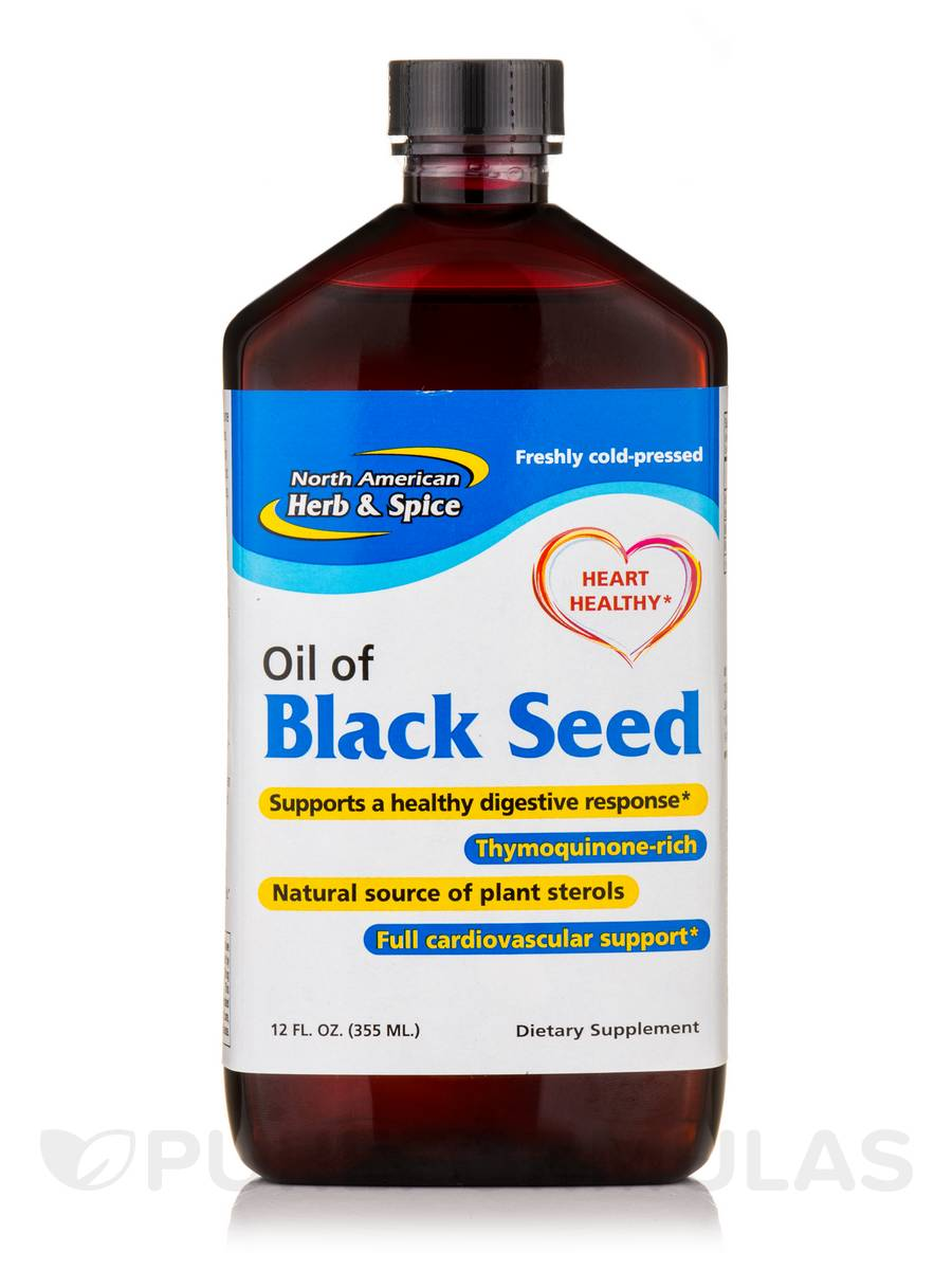 Oil of Black Seed™ - 12 fl. oz (355 ml)