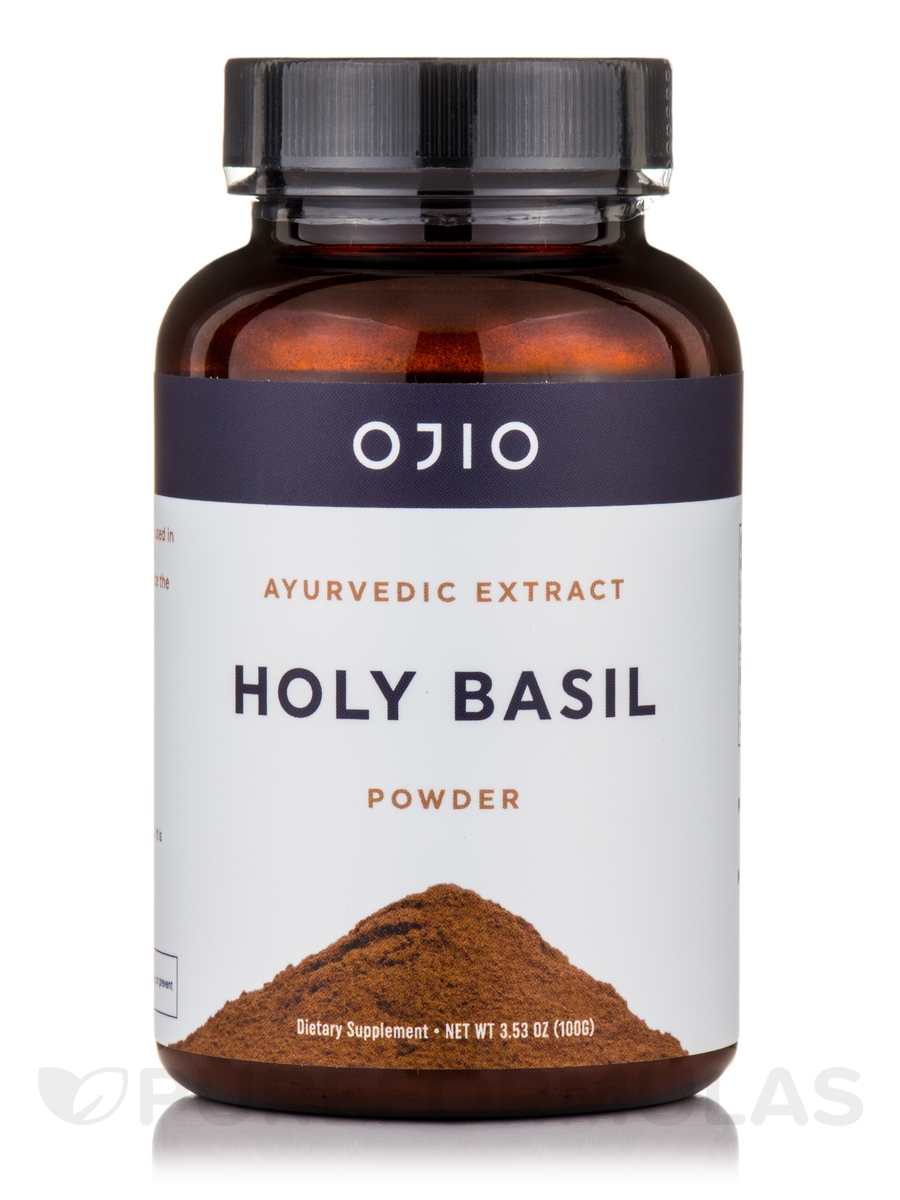 Holy Basil Extract Powder - 3.53 oz (100 Grams)