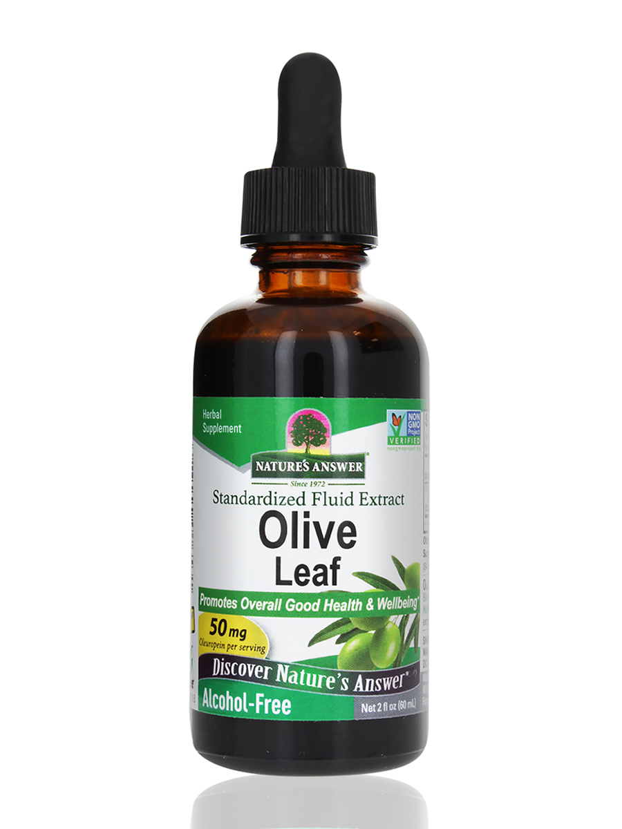 OleoPein Olive Leaf Extract - 2 fl. oz (60 ml)