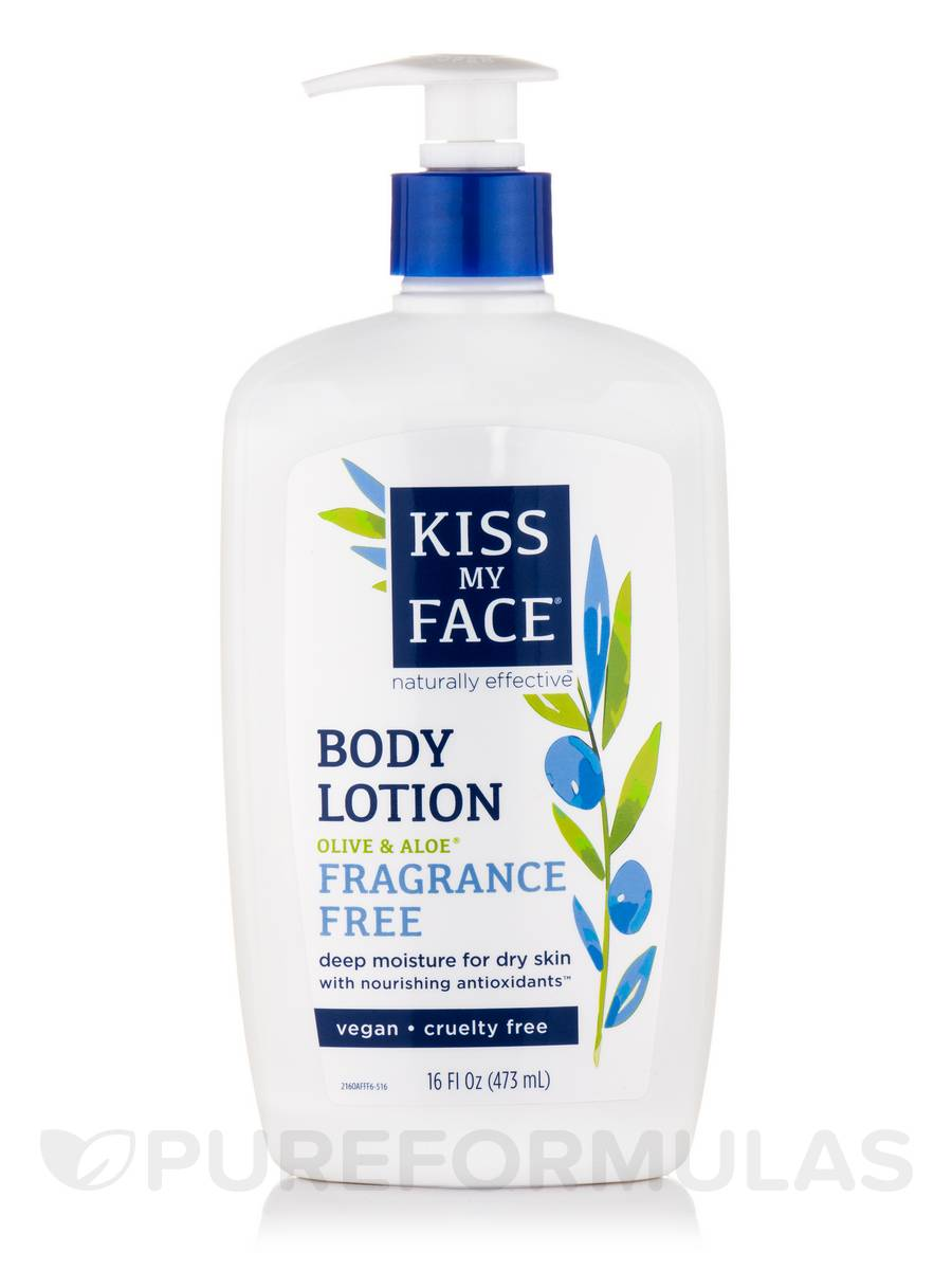 Best fragrance free lotion