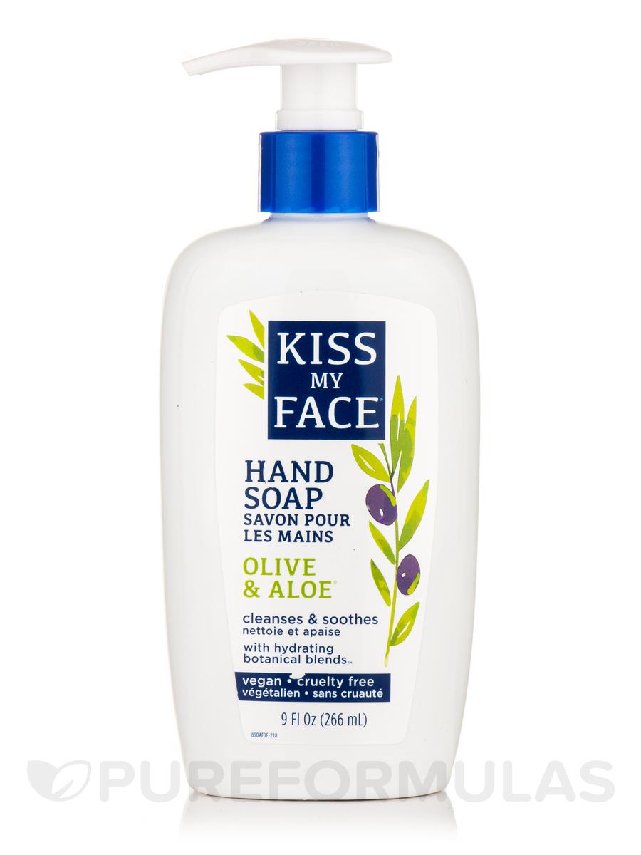Olive & Aloe Moisture Liquid Hand Soap - 9 fl. oz (266 ml)