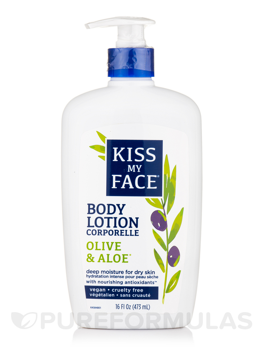 Olive & Aloe® 2 in 1 Deep Moisturizing Lotion - 16 fl. oz (473 ml)