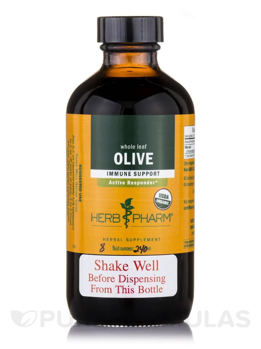 Olive Leaf - 8 fl. oz (240 ml)
