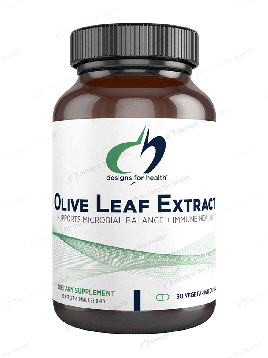 Olive Leaf Extract - 90 Vegetarian Capsules