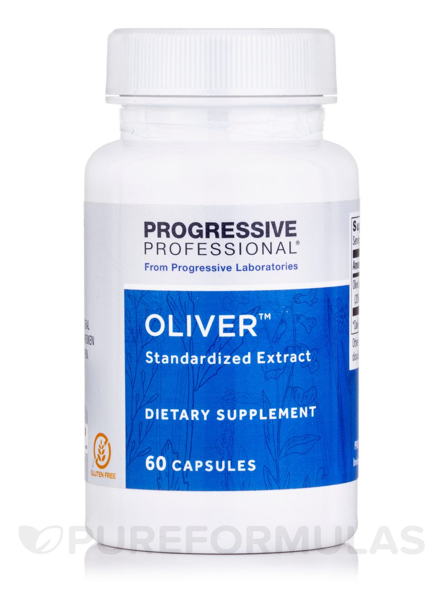 Oliver 500 mg - 60 Capsules