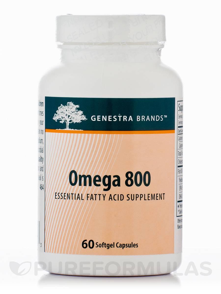 Omega 800 - 60 Softgel Capsules