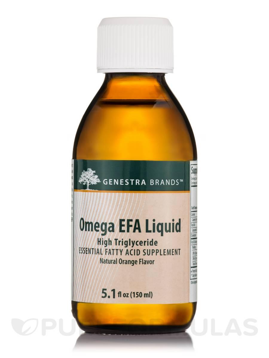 Omega EFA Liquid (Orange) - 5.1 fl. oz (150 ml)