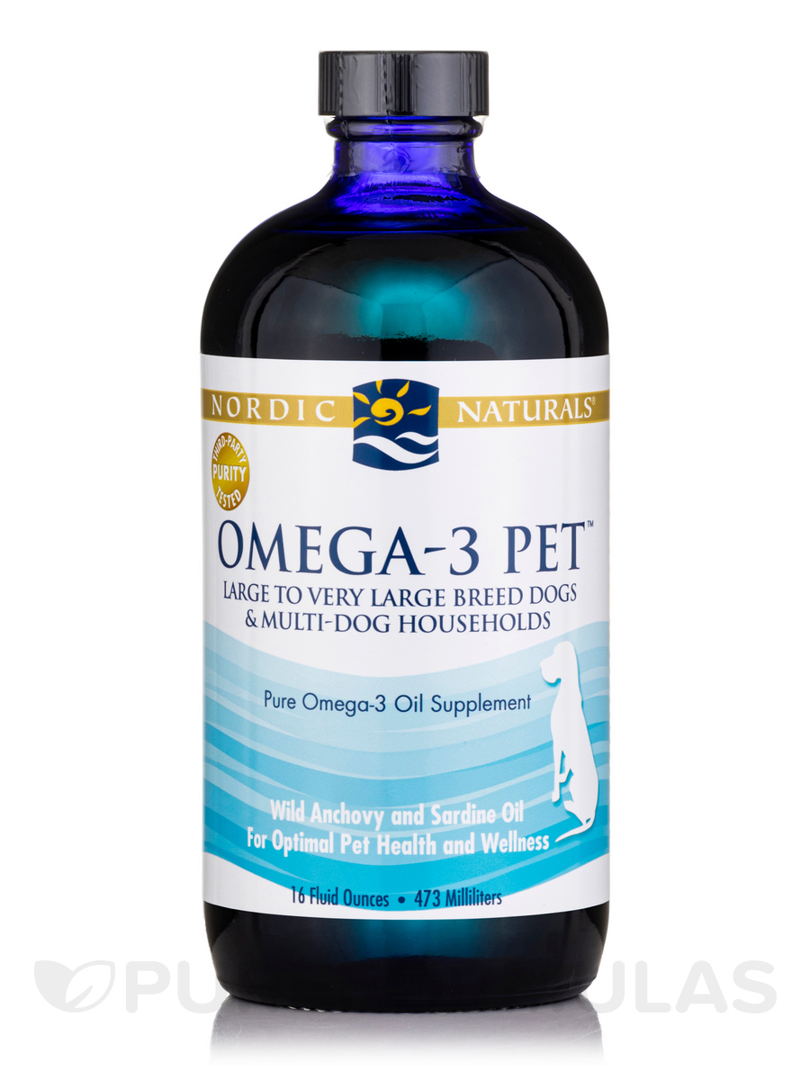 Omega-3 Pet™ - 16 fl. oz (473 ml)