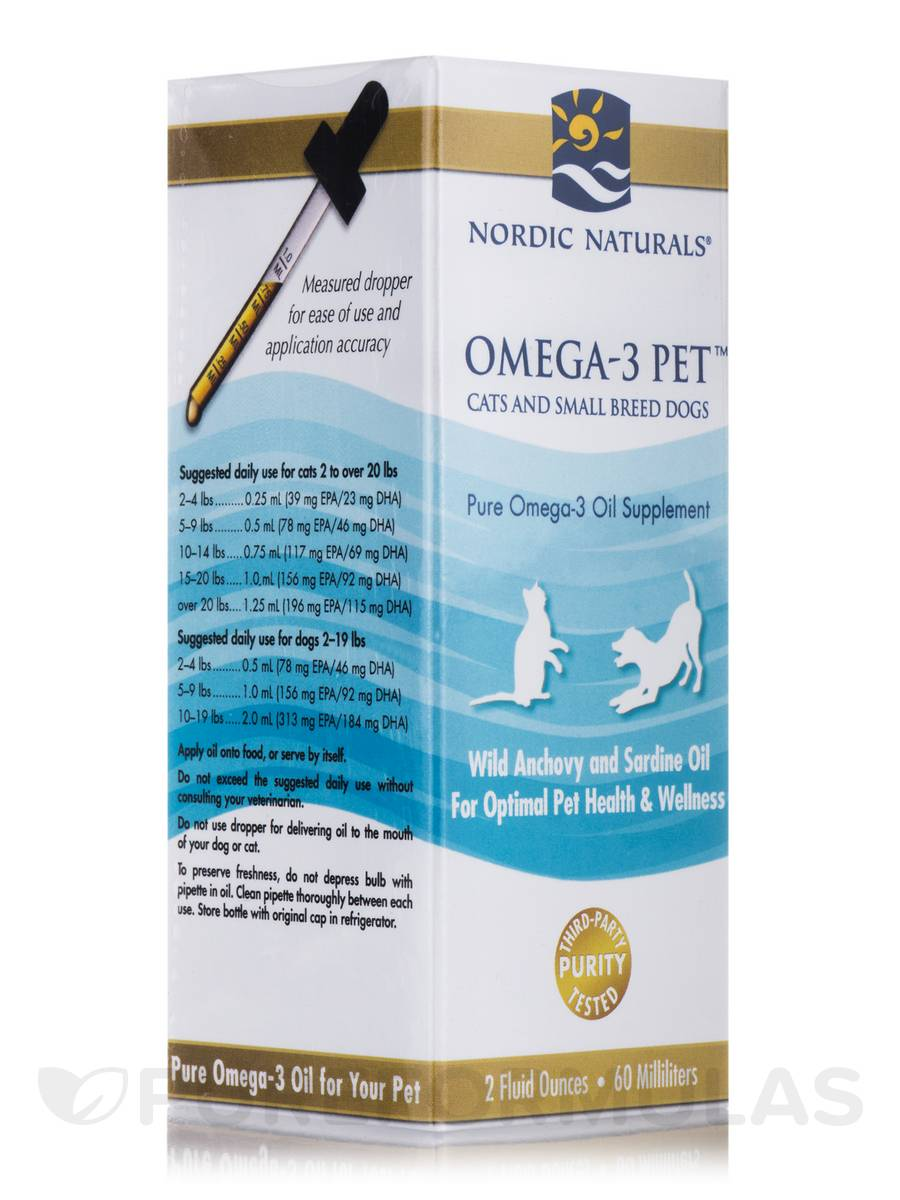 Omega-3 Pet™ - 2 fl. oz (60 ml)