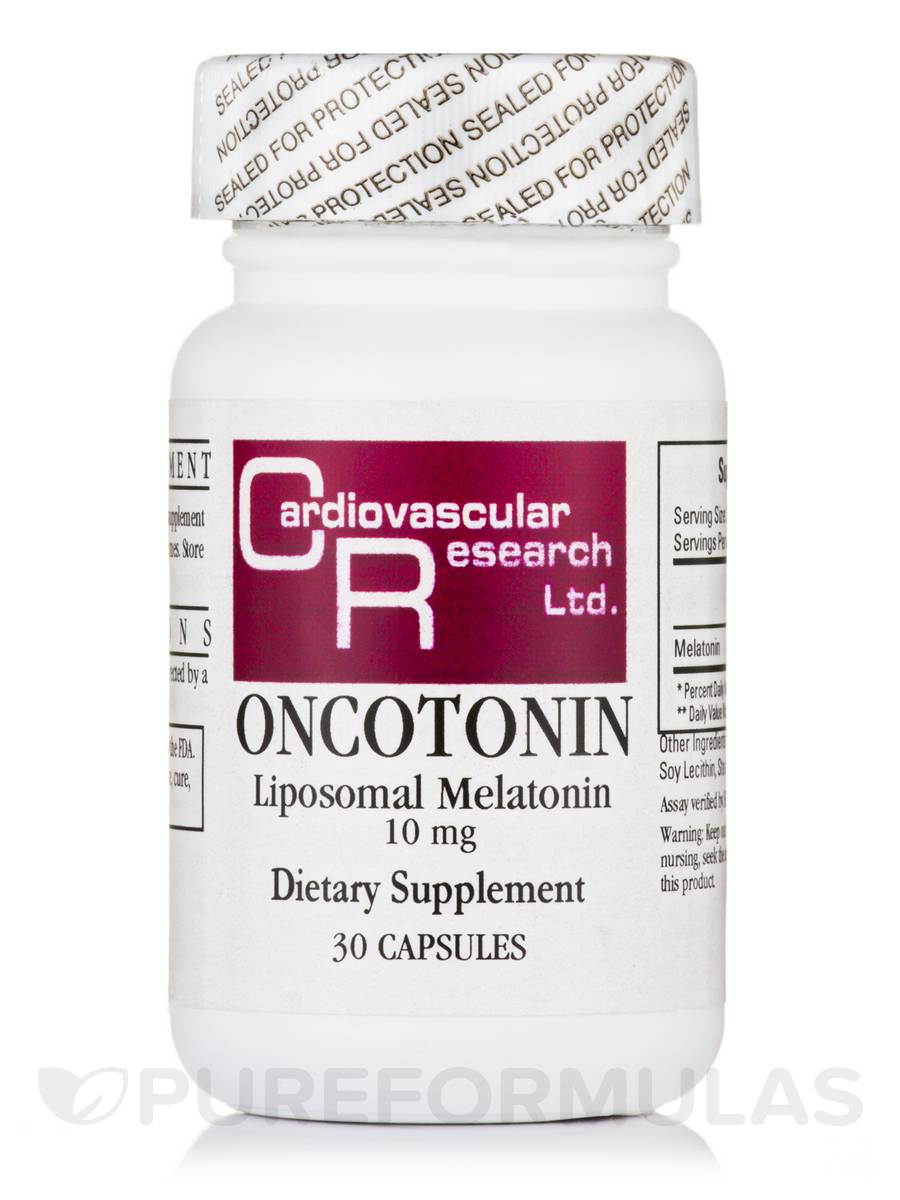 Oncotonin 10 mg - 30 Capsules