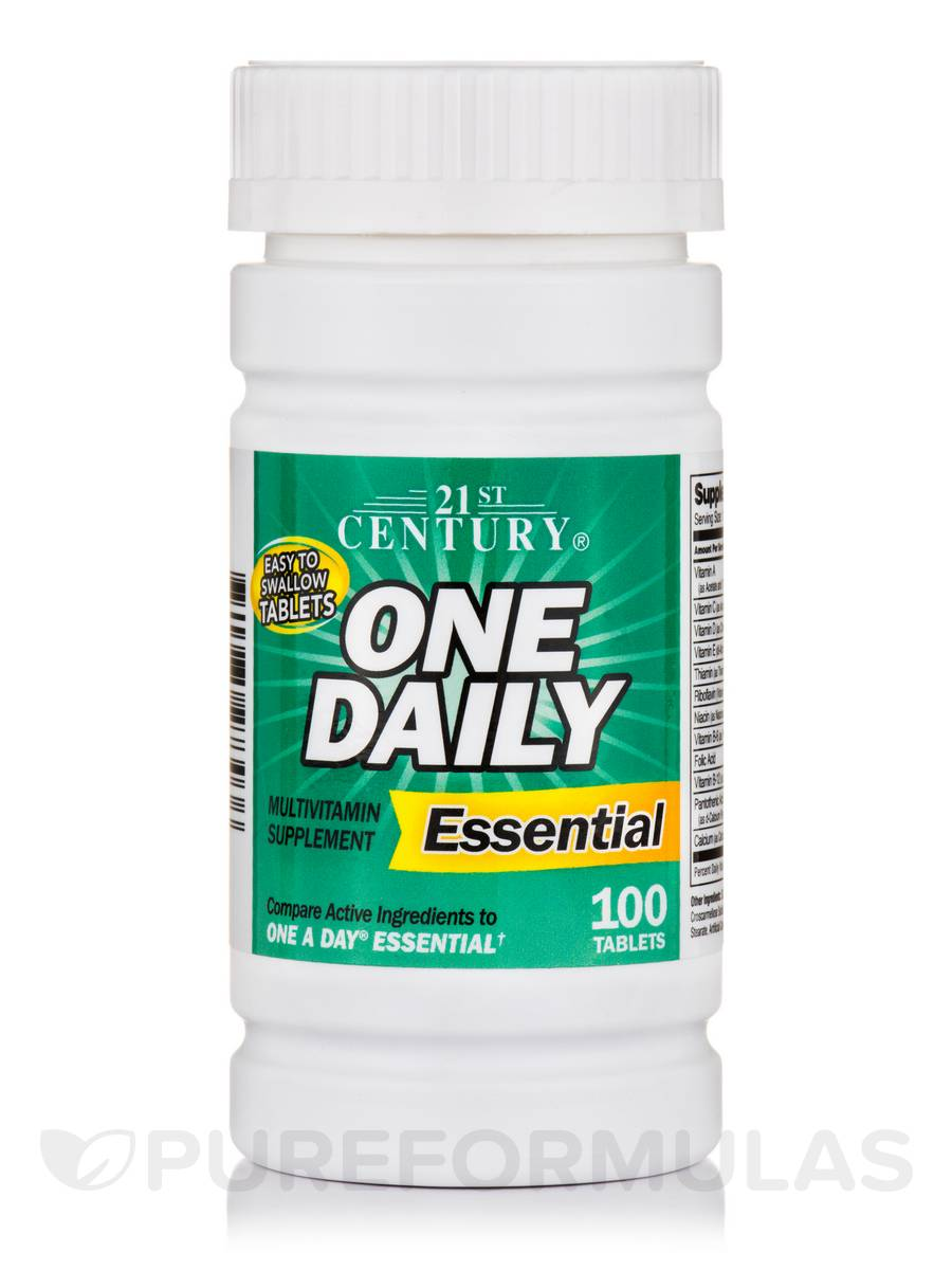 One Daily Essential - 100 Tablets