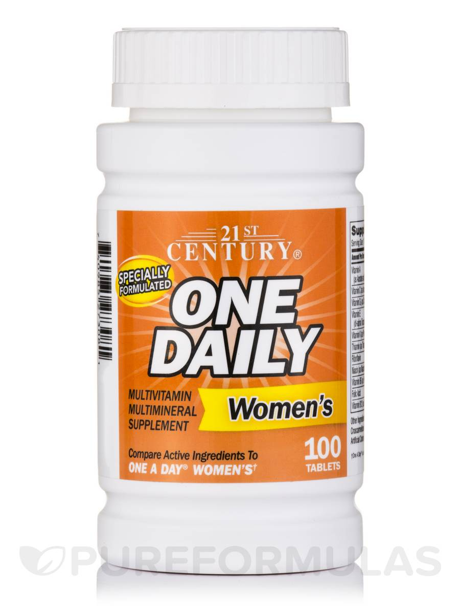 One Daily Women's - 100 Tablets