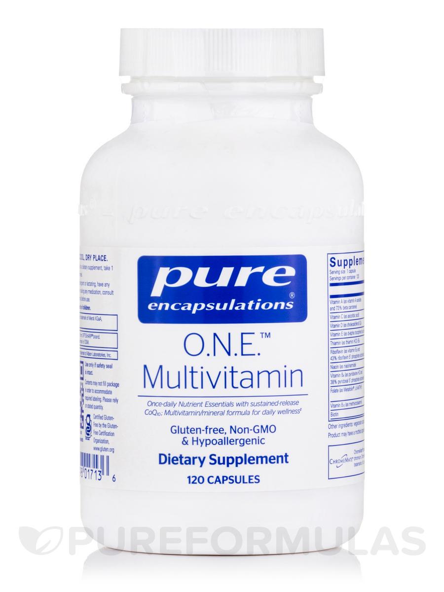 O.N.E.™ Multivitamin - 120 Capsules
