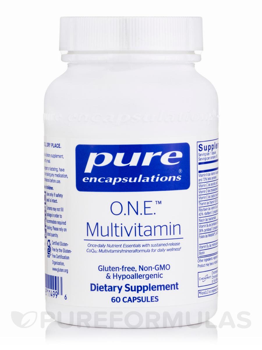 O.N.E.™ Multivitamin - 60 Capsules