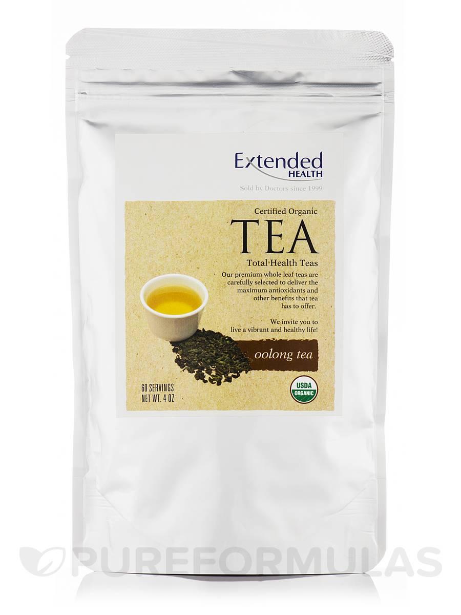 Oolong Tea Organic - 4 oz