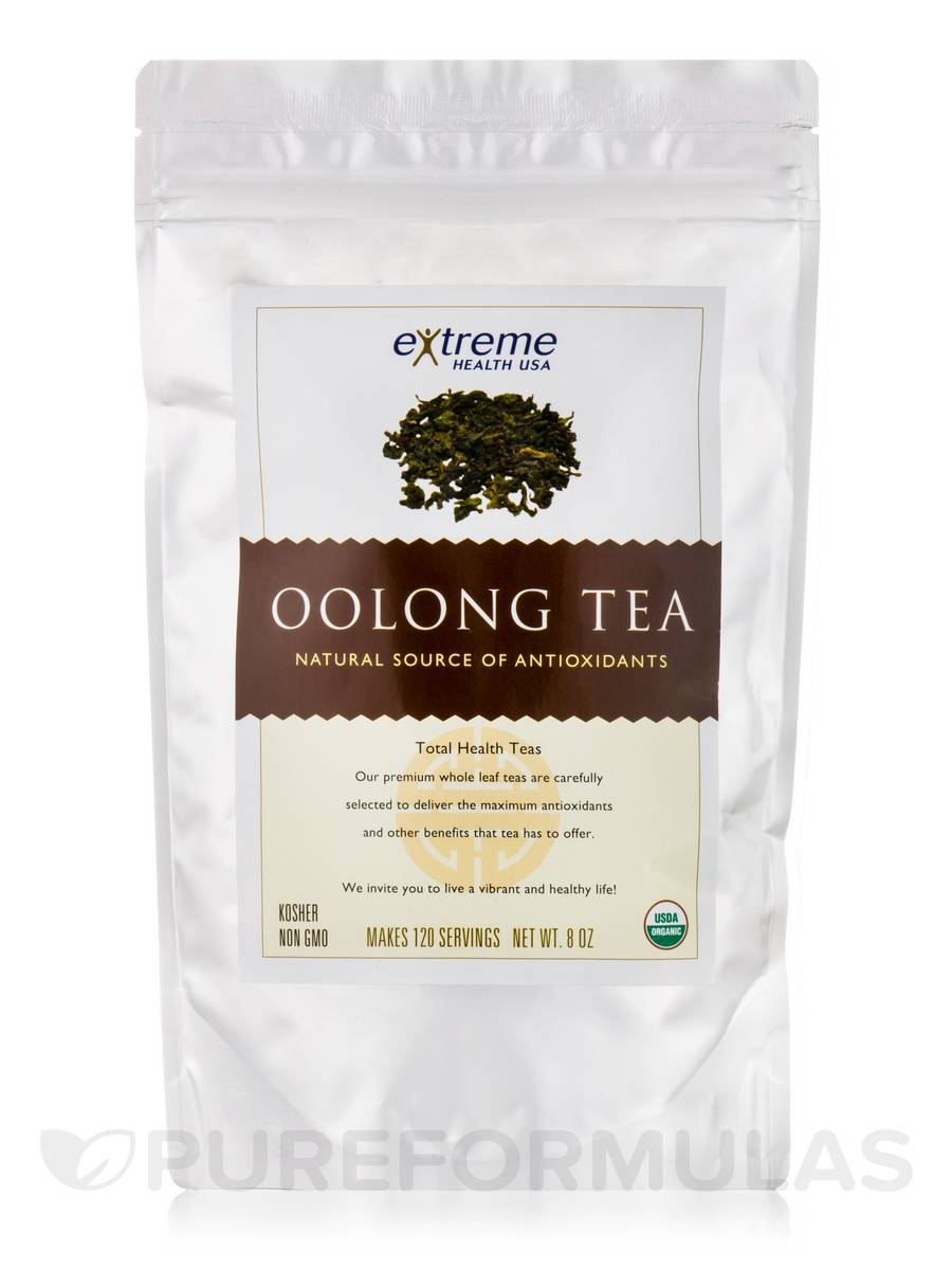Oolong Tea Organic - 8 oz