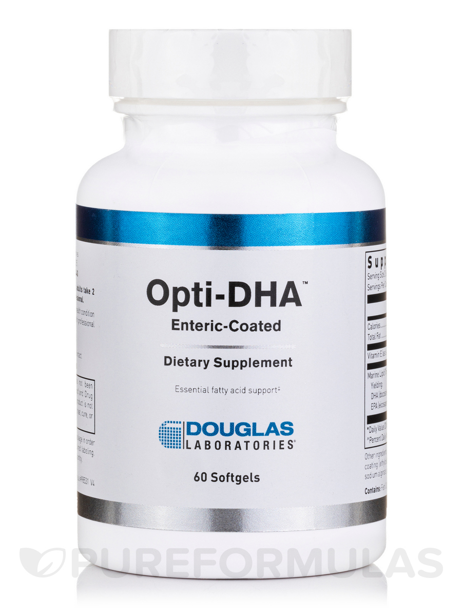 Opti-DHA - 60 Softgel Capsules