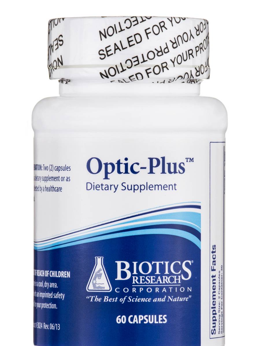 Optic-Plus - 60 Capsules