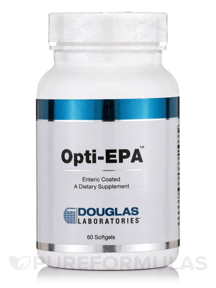 Opti-EPA Enterid Coated - 60 Softgels