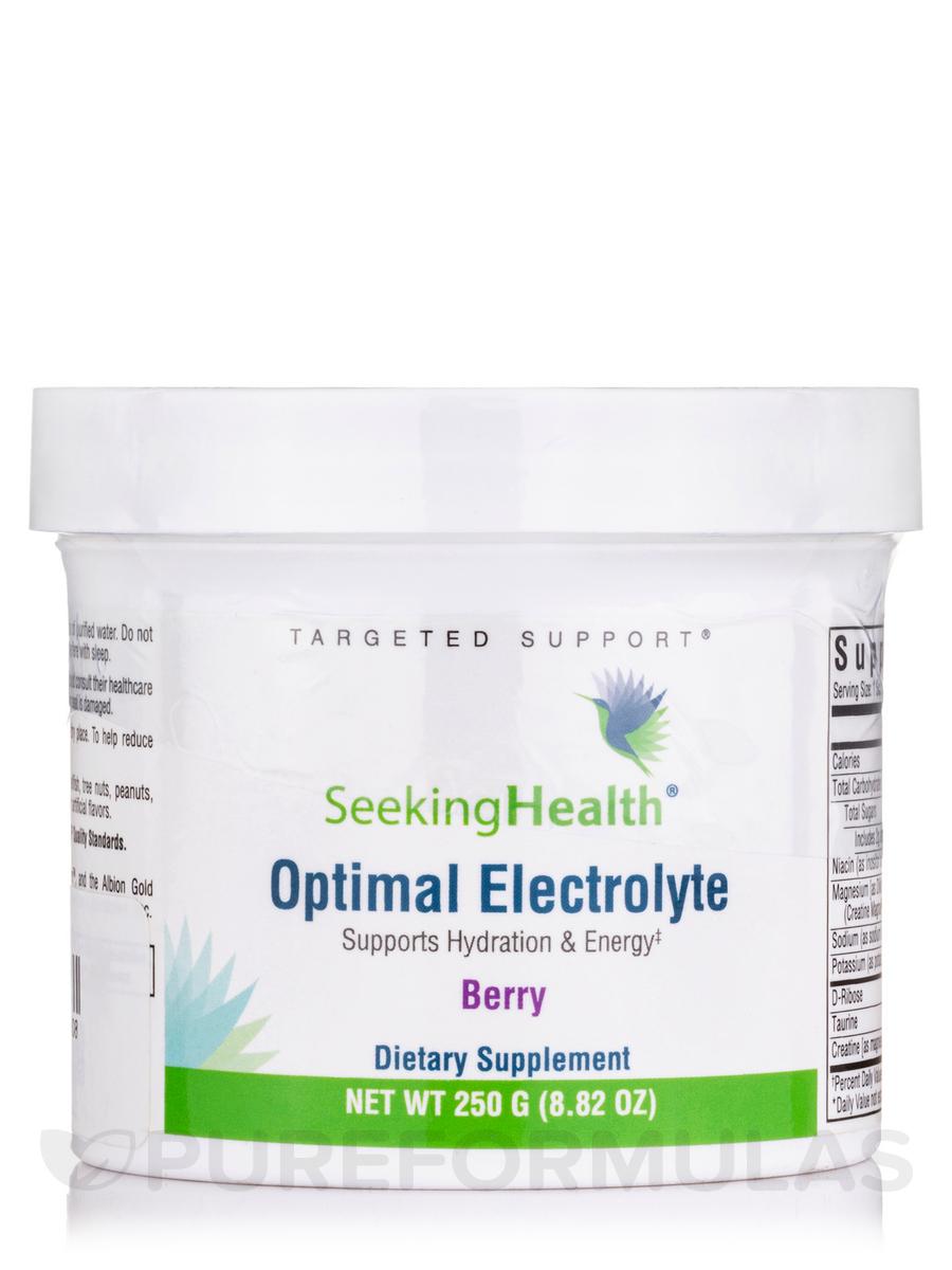 Optimal Electrolyte Berry Powder - 8.74 oz (240 Grams)