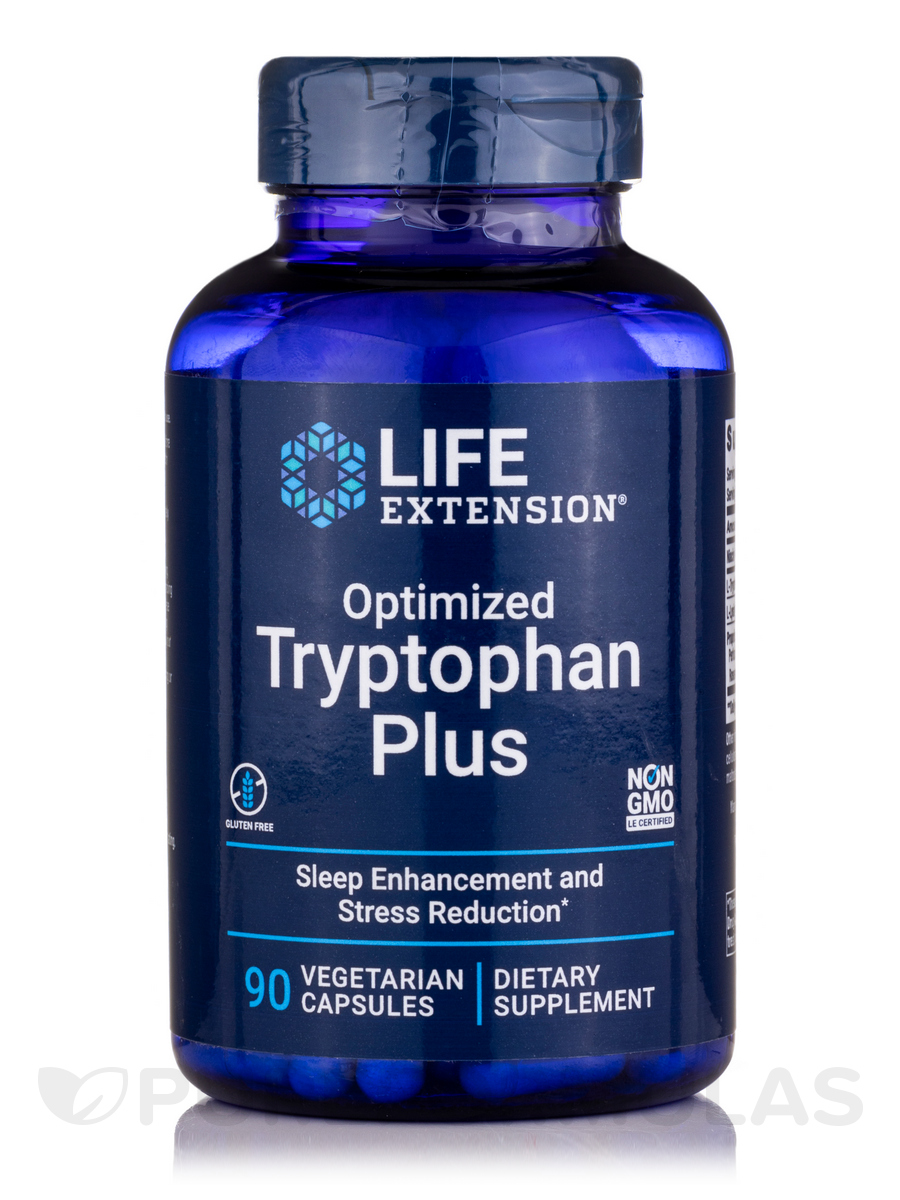 Optimized Tryptophan Plus - 90 Vegetarian Capsules