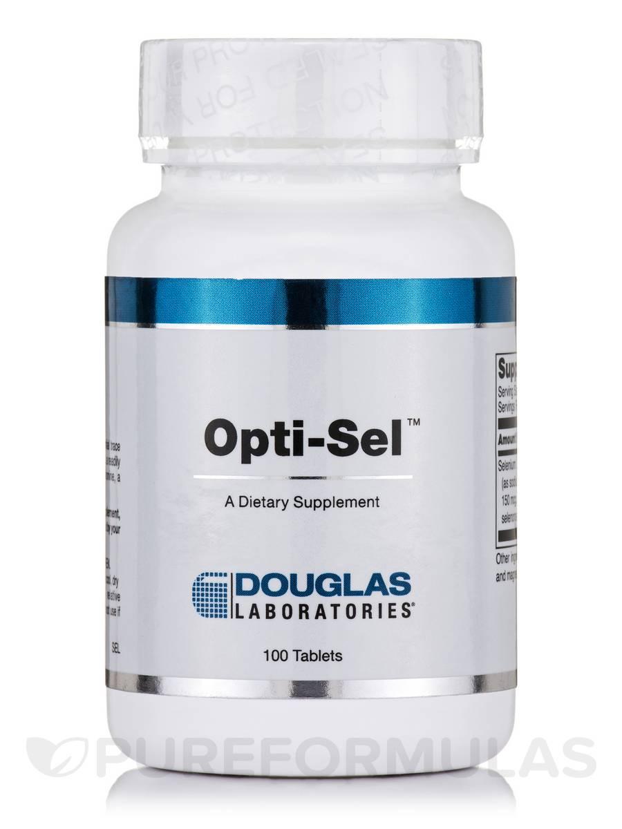 Opti-Sel - 100 Tablets