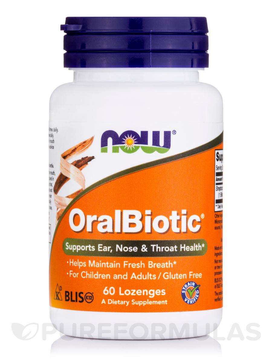OralBiotic® - 60 Lozenges