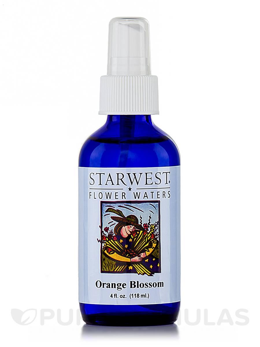 Orange Blossom Flower Water - 4 fl. oz (118 ml)