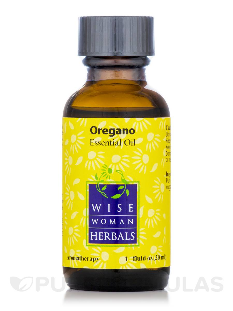 Oregano Essential Oil - 1 fl. oz (30 ml)