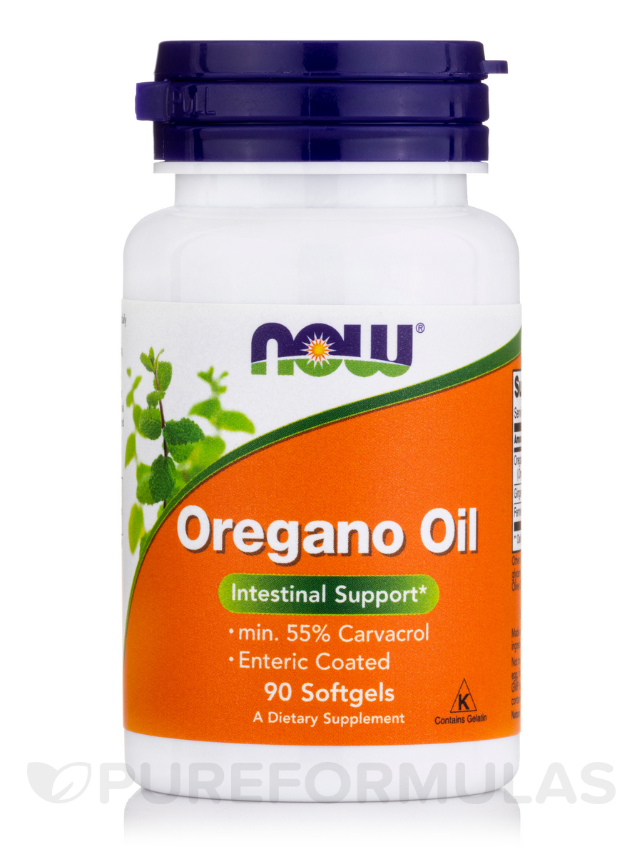 Oregano Oil - 90 Softgels