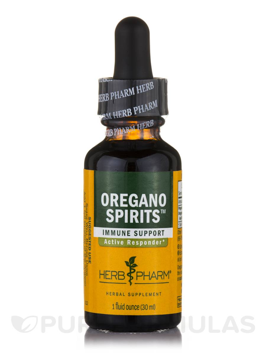 Oregano Spirits - 1 fl. oz (30 ml)