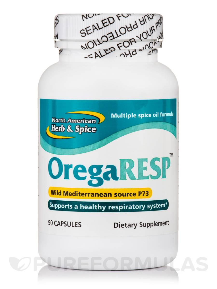 OregaRESP™ - 90 Capsules