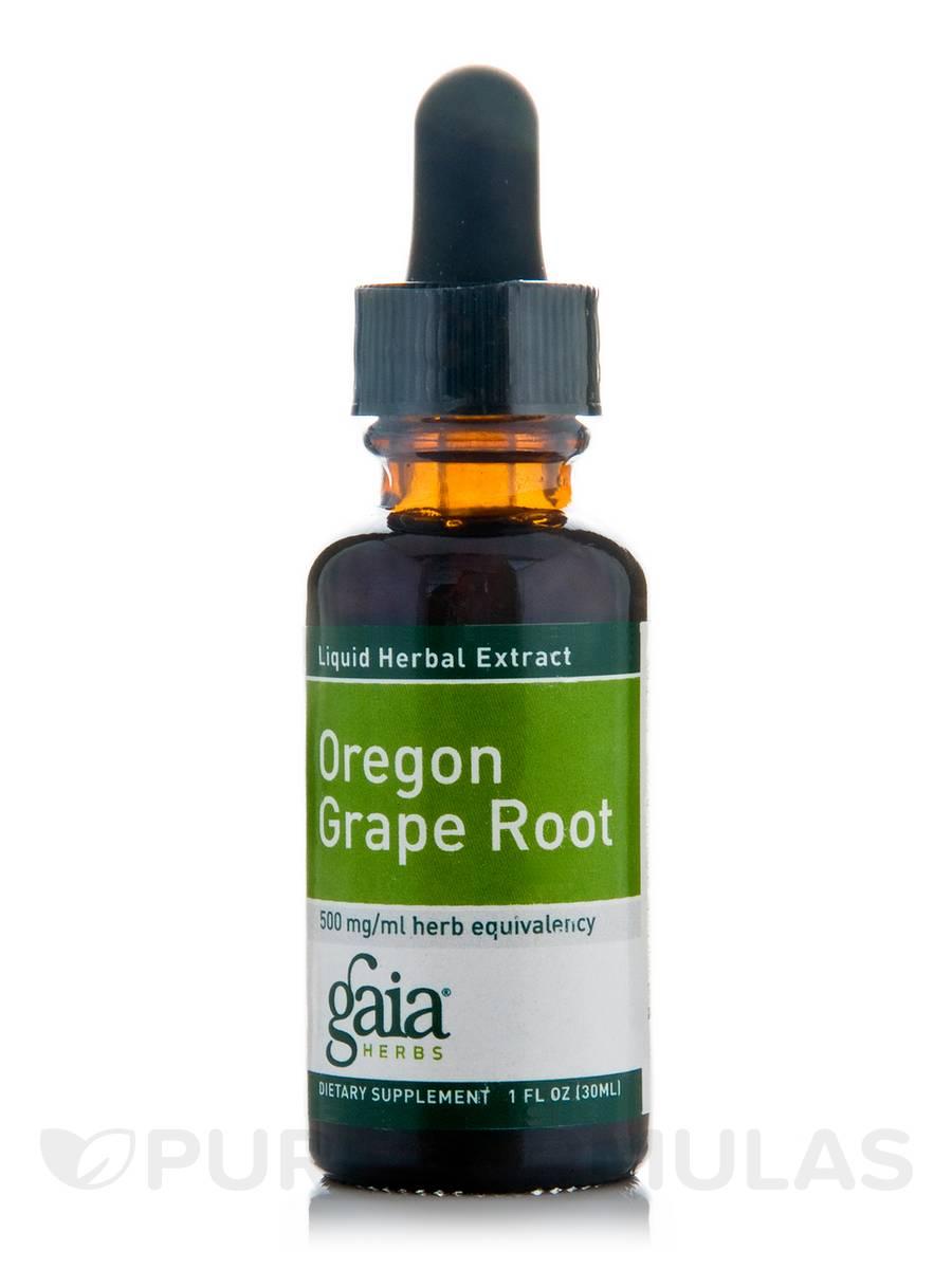 Oregon Grape Root - 1 fl. oz (30 ml)