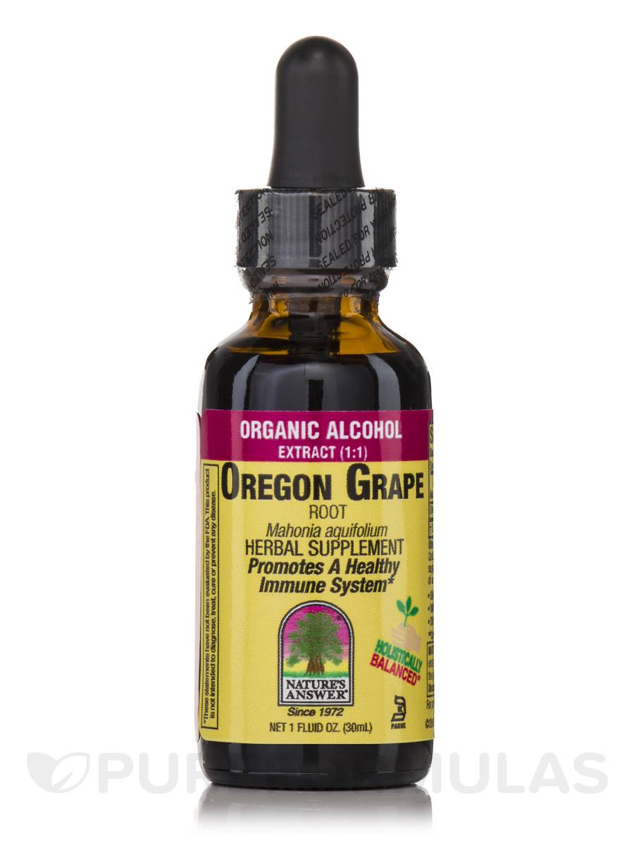 Oregon Grape Root Extract - 1 fl. oz (30 ml)