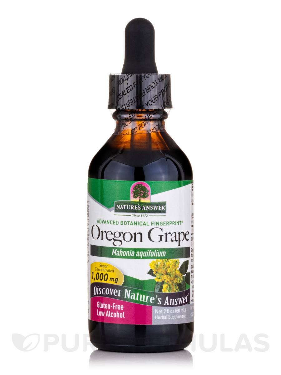 Oregon Grape Root Extract - 2 fl. oz (60 ml)