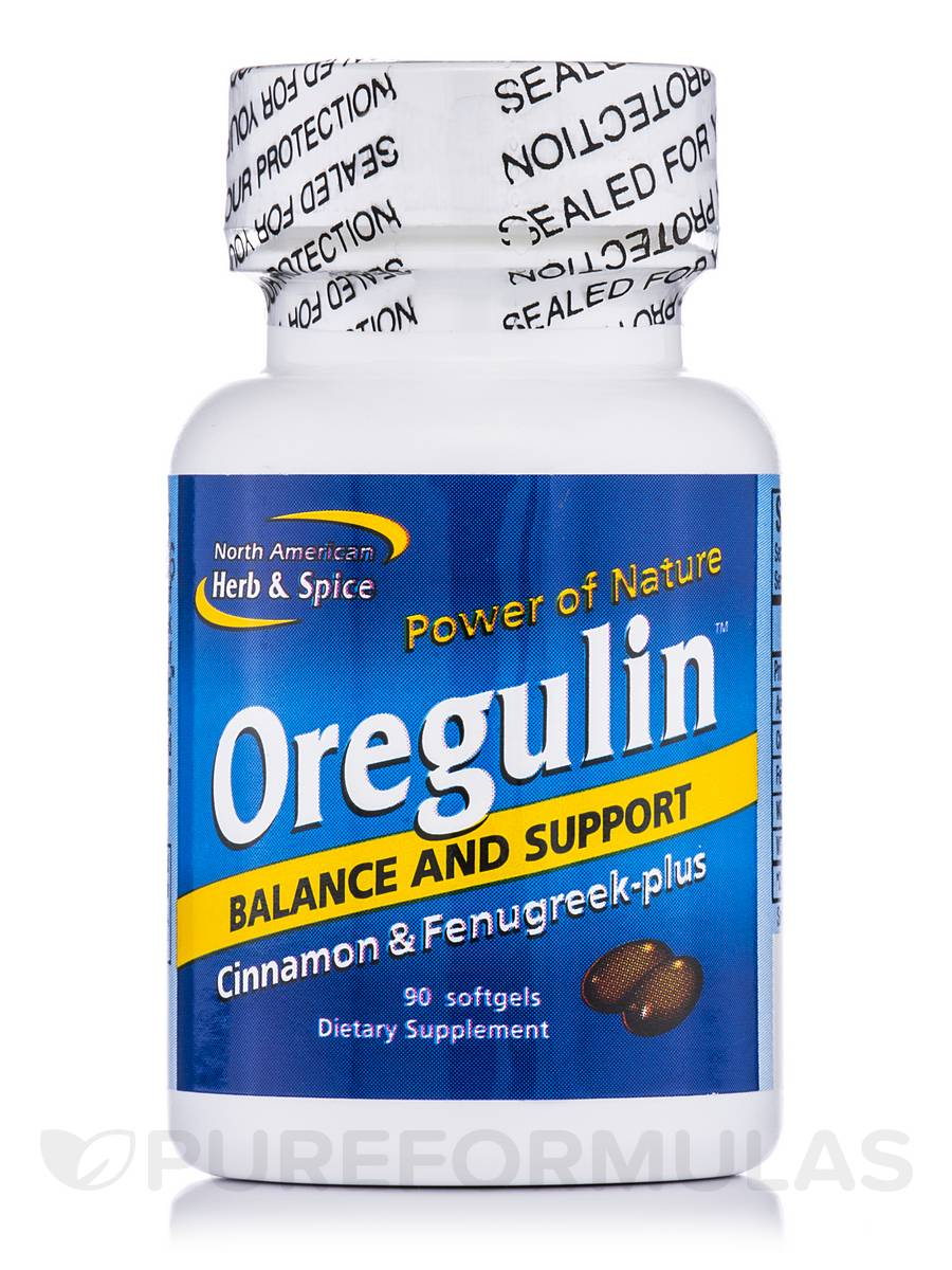 Oregulin - 90 Softgels