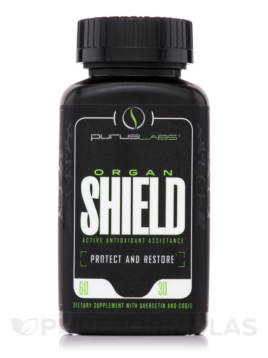Organ Shield - 60 Count