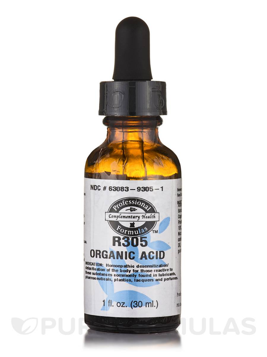 Organic Acid Group Isode - 1 fl. oz (30 ml)