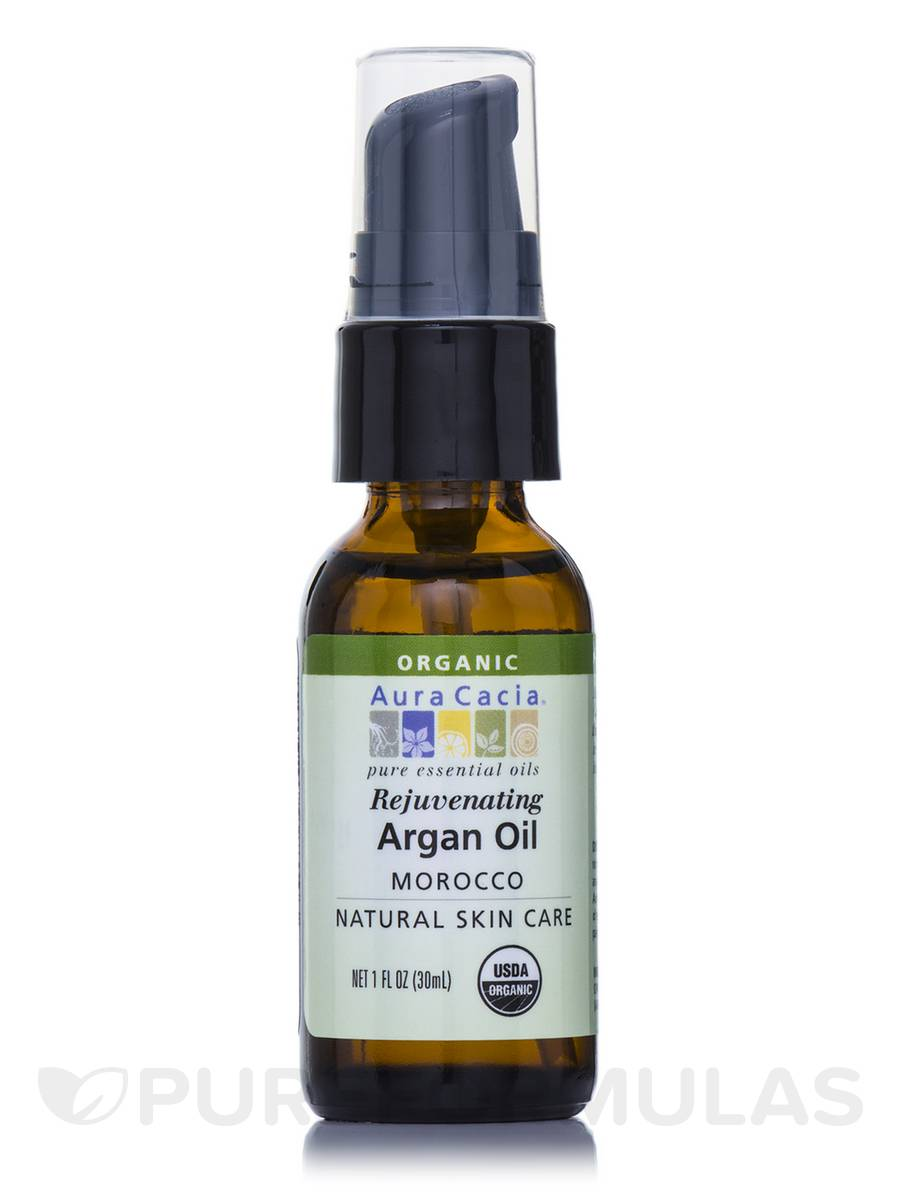 Organic Argan Skin Care Oil - 1 fl. oz (30 ml)
