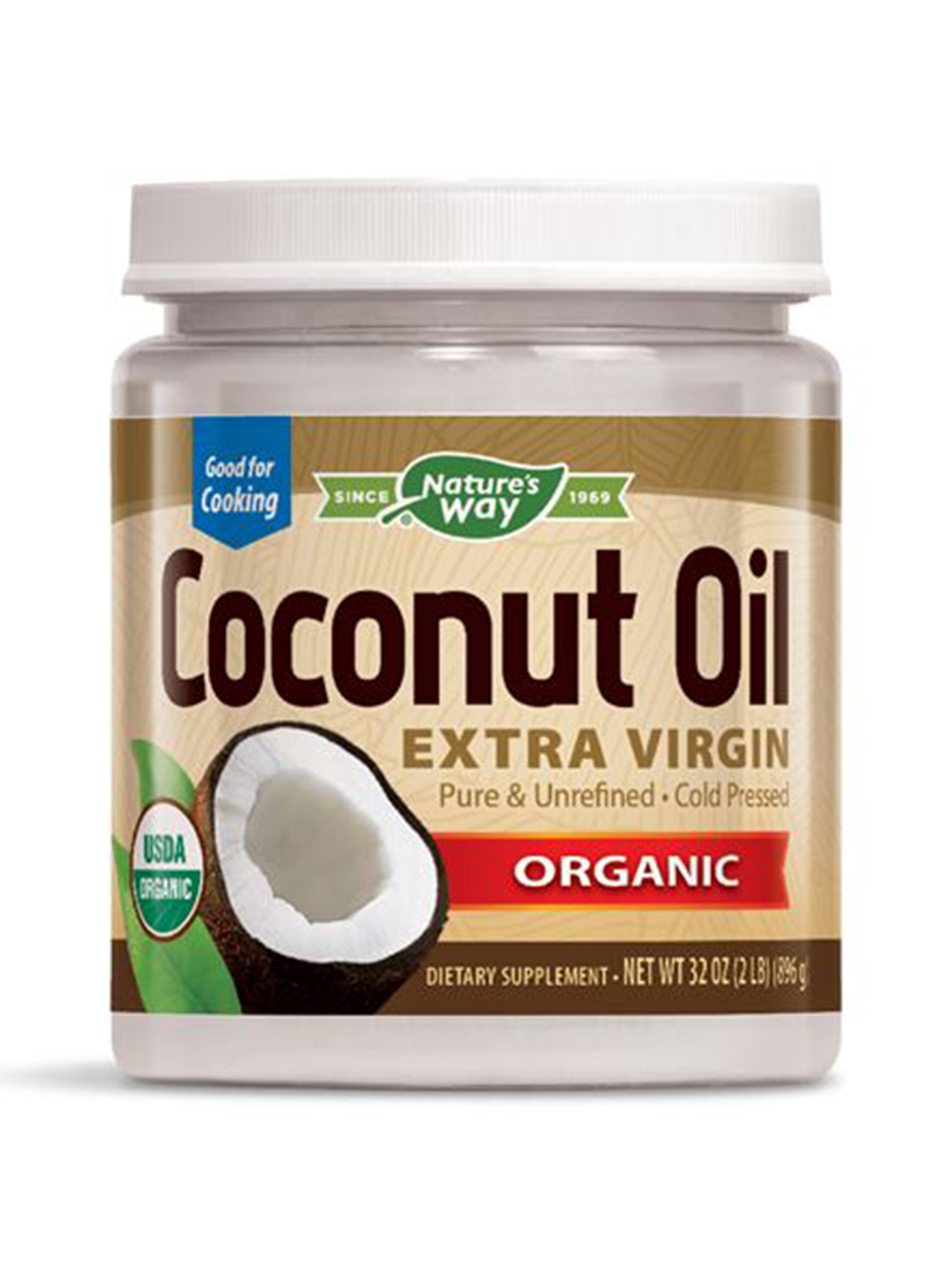 Organic Extra Virgin Coconut Oil - 32 oz (907 Grams)