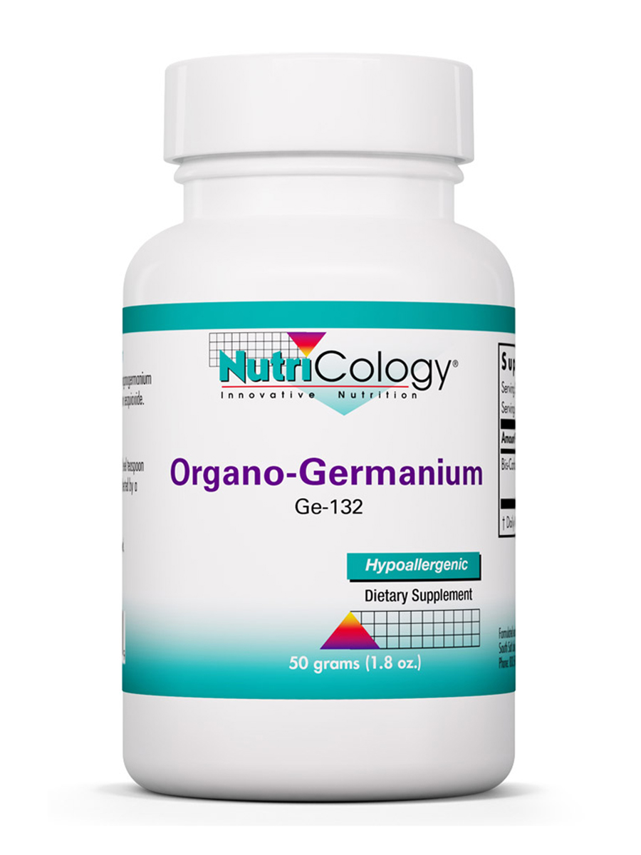 Organic Germanium Powder - 1.8 oz (50 Grams)