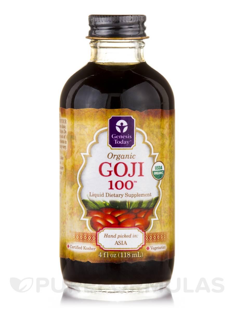 Organic Goji 100™ - 4 fl. oz (118 ml)